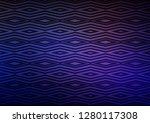 dark purple vector background... | Shutterstock .eps vector #1280117308
