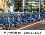 nice  france   september 25 ...   Shutterstock . vector #1280162395