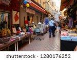 nice  france   september 21 ...   Shutterstock . vector #1280176252