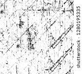 rough grunge pattern design....   Shutterstock .eps vector #1280195335