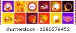 illustration of punjabi... | Shutterstock .eps vector #1280276452