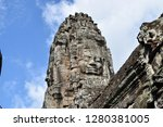 Theravada Buddhist Kings Faces...
