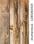 barn wooden wall planking... | Shutterstock . vector #1280383435