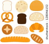 baguette,baked,bread,bread roll,breakfast,brezel,brown bread,bun,burger,caraway,crescent,crispy,croissant,dough,fiber