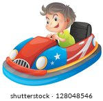 background,boy,bump,bumpcar,bumper,car,carnival,cartoon,child,clip art,clip-art,clipart,colorful,dodge,dodgem