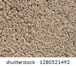 cement floor crack pattern.... | Shutterstock . vector #1280521492
