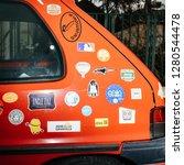strasbourg  france   jan 1 ... | Shutterstock . vector #1280544478