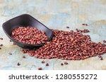 nutritious red beans | Shutterstock . vector #1280555272