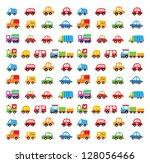 car vector wallpaper | Shutterstock .eps vector #128056466