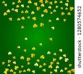 saint patricks day background... | Shutterstock .eps vector #1280574652