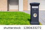 brand new australian house... | Shutterstock . vector #1280633272