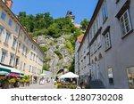 graz  austria   july 2018  ... | Shutterstock . vector #1280730208