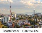 guadalajara  jalisco   mexico   ...   Shutterstock . vector #1280753122
