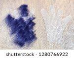 workshop of hand making a... | Shutterstock . vector #1280766922