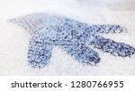 workshop of hand making a... | Shutterstock . vector #1280766955
