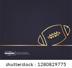 abstract creative concept... | Shutterstock .eps vector #1280829775