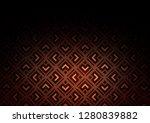dark orange vector background... | Shutterstock .eps vector #1280839882