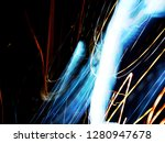 color magic line. abstract... | Shutterstock . vector #1280947678