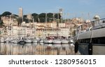 landscapes of cannes | Shutterstock . vector #1280956015