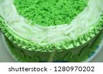candied coconut slivers top a... | Shutterstock . vector #1280970202
