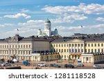 finland  helsinki   may 15 ... | Shutterstock . vector #1281118528