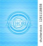 authorize water representation... | Shutterstock .eps vector #1281118858