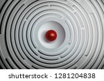 abstract background with... | Shutterstock . vector #1281204838
