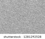 fabric texture. cloth knitted ... | Shutterstock .eps vector #1281292528