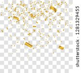 abstract background with many...   Shutterstock .eps vector #1281329455