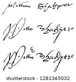 3 Original Signatures Of...