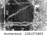 abstract background. monochrome ... | Shutterstock . vector #1281372805