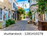 alacati  turkey   october 18 ... | Shutterstock . vector #1281410278