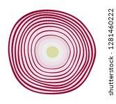 onion vector illustration   Shutterstock .eps vector #1281460222