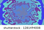 background with color lines.... | Shutterstock . vector #1281494008