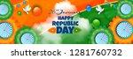 republic day   26 january  ... | Shutterstock .eps vector #1281760732