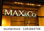 verona  italy   december 10 ... | Shutterstock . vector #1281864748