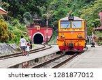 lamphun  thailand   december 31 ... | Shutterstock . vector #1281877012