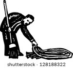 Black And White Vector...