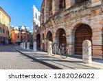 verona   italy. january 6  2019 ... | Shutterstock . vector #1282026022