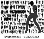 business people   Shutterstock .eps vector #128203265