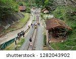 lamphun  thailand   december 31 ... | Shutterstock . vector #1282043902
