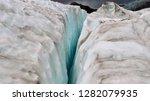 franz josef glacier | Shutterstock . vector #1282079935