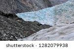 franz josef glacier | Shutterstock . vector #1282079938