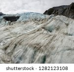 franz josef glacier crampons... | Shutterstock . vector #1282123108