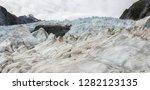 franz josef glacier crampons... | Shutterstock . vector #1282123135