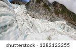 franz josef glacier crampons... | Shutterstock . vector #1282123255