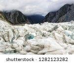 franz josef glacier crampons... | Shutterstock . vector #1282123282