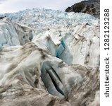 franz josef glacier crampons... | Shutterstock . vector #1282123288