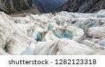 franz josef glacier crampons... | Shutterstock . vector #1282123318