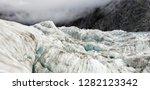 franz josef glacier crampons... | Shutterstock . vector #1282123342